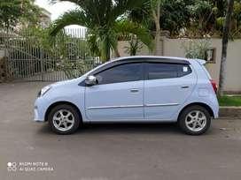 Di jual cepat Toyota AGYA thn 2013 manual Rp.85.000.000