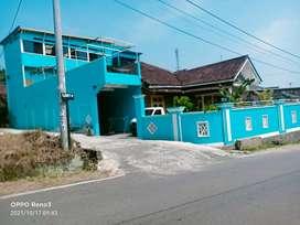Rumah nyaman di batu Kalam Langkapura