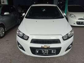 Chevrolet Aveo LT Manual 2014 Km 68 Ribu