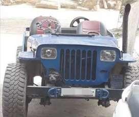 Modified new stylish modified jeep