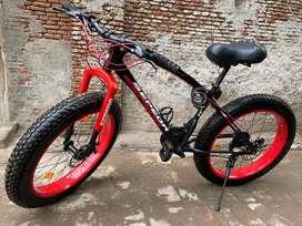 Fat Bike New Conditioned