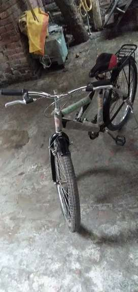 Just like a new bicycle few months old