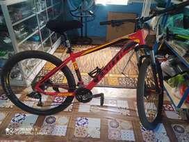 """QR Sepeda Gunung Exotic 27.5""""  27 Speed Rem Hydraulic Pork Lock"""