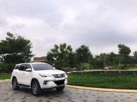 Toyota Fortuner Vrz 2.4 2016 Matic Plat BH Terawat