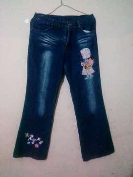 Celana jeans nya bagus bagus