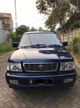 Toyota Kijang LGX Manual Diesel 2000, Antik Istimewah, Jarang Ada!