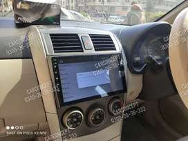 Corolla 2009 to 2012 Android Led Full HD 1080 IpS