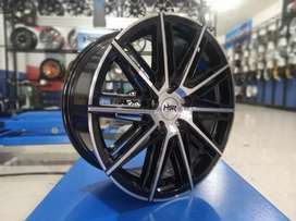 For sale HSR BALIGE ring17 H5x114,3 for ertiga inova xpander civic dll