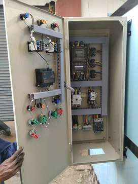 Required Electrician for site works