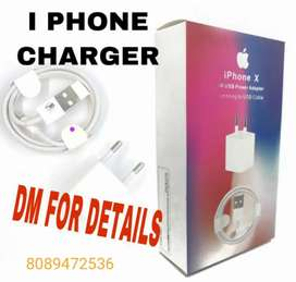 Iphone charger 1499 Box piece
