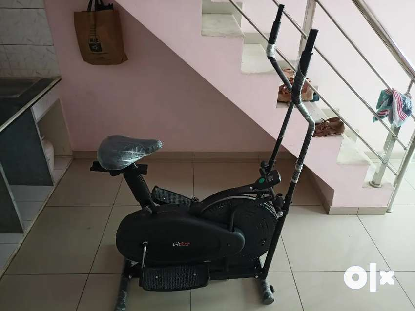 Cross-trainer (recently bought)