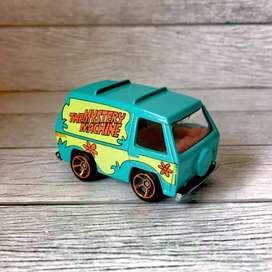 Hot wheels Hotwheels Mystery Machine Scooby Doo