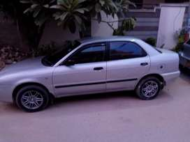 Baleno JXL 2004 with company fitted CNG