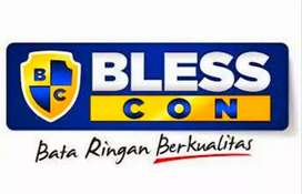 Blesscon. 5m3 (free 5sak perekat)