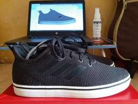 Sepatu Adidas SkateBoarding True Chill Black