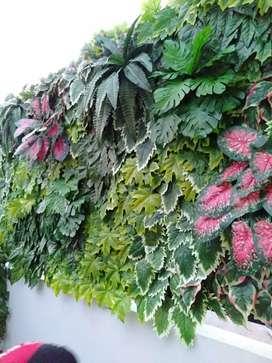 Vertical Garden Artificial Sintetis