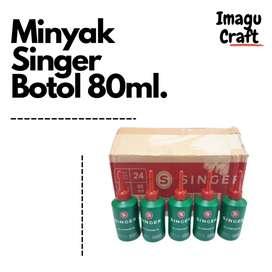 Minyak Singer Botol 80ml Murah