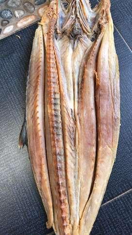 Ikan asin telang tenggiri