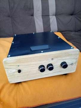 amplifier gainclone LM1875