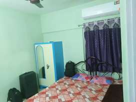2 bedroom well furnished flat for rent in shapoorji housing complex