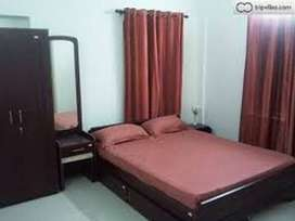 Girls Hostel Johar Town-Airconditioned Fully furnished rooms.Allfacili