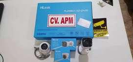CCTV HILOOK Murah,kualitas bagus lensa 2mp plus pasang di TARUMAJAYA