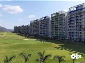 1bhk flat for rent in pacific golf estate@10000