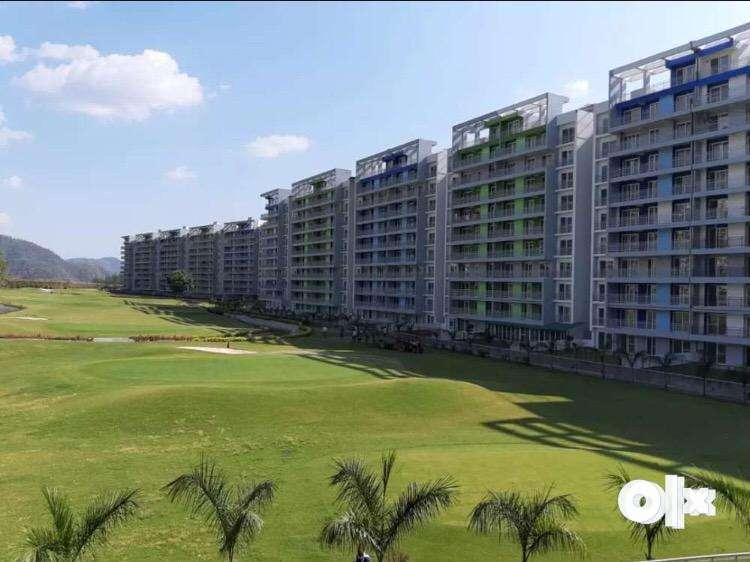1bhk flat for rent in pacific golf estate@10000 0