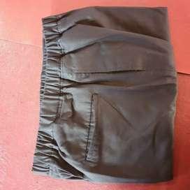 Celana dasar bahan tebel