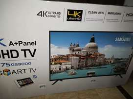 """Limited Discount Samsung 75"""" 4K UltraHD HDR 2160p Android Malaysia Led"""