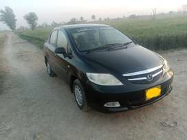 Honda City 2008 ( Manual )