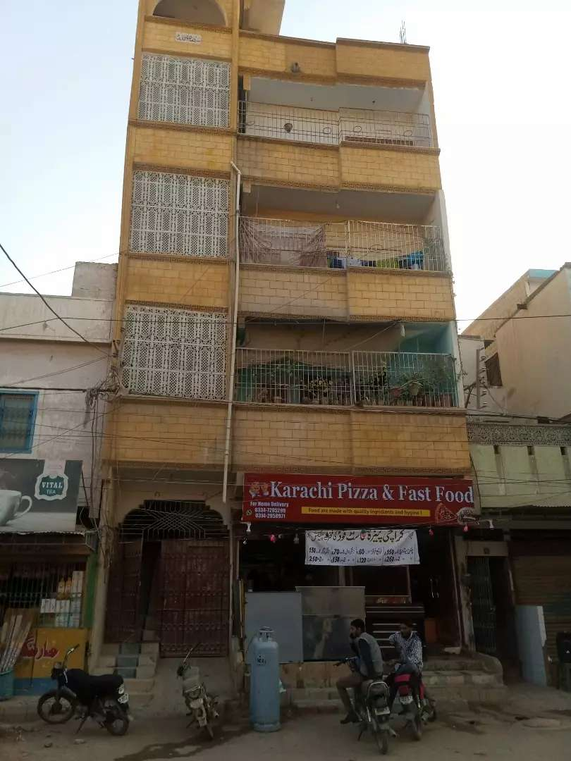 Portion for sale rafi garden commercial leases
