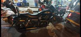 Harley Davidson 750 street in. A one condition