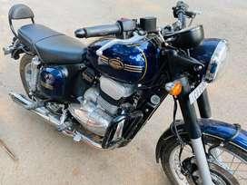 Jawa 42 Navi blue