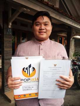 Paket Jasa Pembuatan Online, Pengurusan UD CV PT SIUP NIB Oss Murah