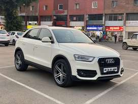 Audi Q3 2013 Diesel Well Maintained