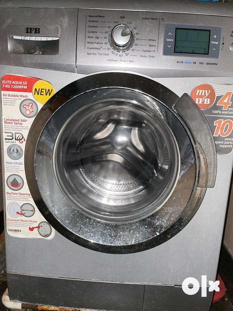 IFB 7kg washing machine with dryer (price negotiable)