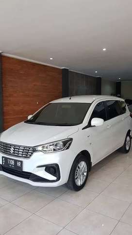 All new ertiga 2018 matic putih dp 20jt PROMO