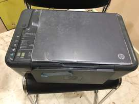 Hp deskjet ink advantage ,Print,scan ,copy