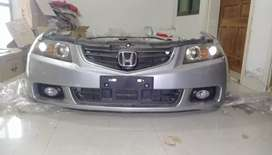 Honda Accord CL7 & CL9 Front Show/ Nosecut
