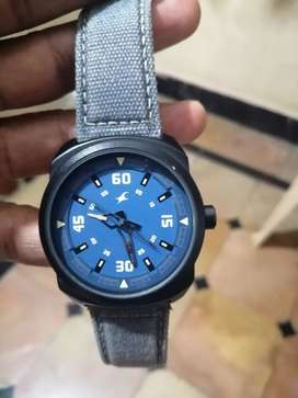 Fastrack wrist watch for 1500