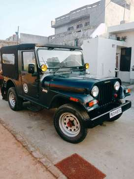 Mahindra Jeep 2000 Diesel Good Condition