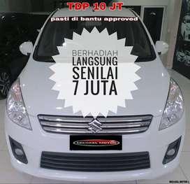 Suzuki Ertiga DP 10Jta GX MT 2014 Istimewa Murah Siap Pakai