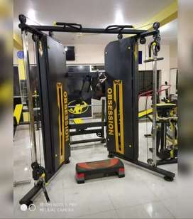 New gym setup in budget
