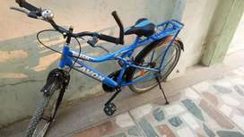 Avon new cycle with new Tyres