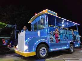 kereta mini wisata frozen odong2 siap usahaa L05