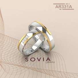 Jual cincin untuk tunangan , lamaran&nikah sesuai budget dan keinginan