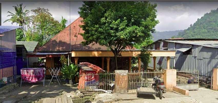 Dijual rumah beserta tanah lebih (di dekat pelabuhan teluk bayur)
