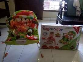 Boucer sugar baby music vibration baru 3 hari