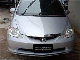 Honda City Matic Mulus Noken Siap Pakai